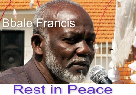 UBC's Bbale Francis dead