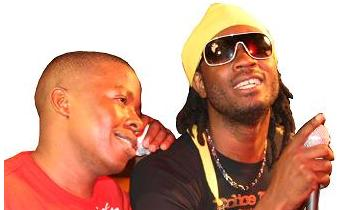 Sweet Kid(Red) and Bebe Cool