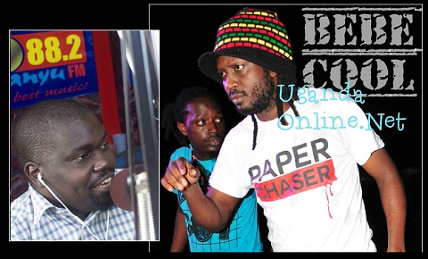 Fatboy VS. Bebe Cool