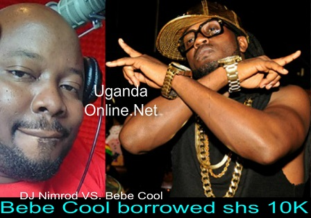 DJ Nimrod and Bebe Cool face off