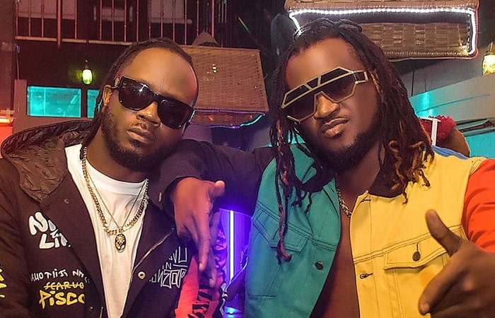 Bebe Cool and Rudeboy out their Feeling video