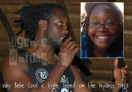 Why Bebe Cool is tight lipped on the Stella Nyanzi saga