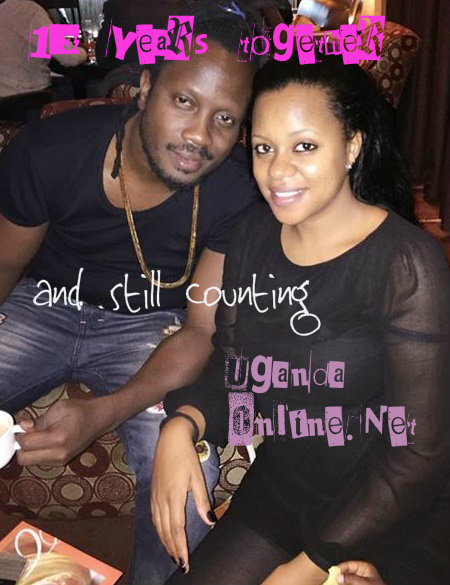 "Bebe Cool and Zuena Kirema celebrate ""12 years"" of togetherness"