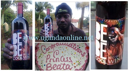 Bebe Cool Launches his Wine Brand as Zuena excels in making cakes
