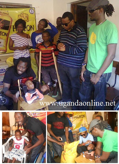 Bebe Cool, Madtraxx and Nameless