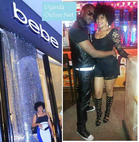 Zuena and Bebe Cool in Dubai