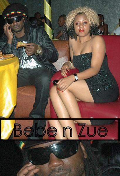 Bebe and Zuena