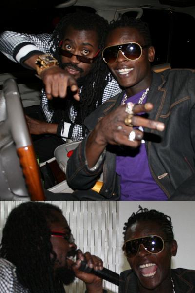 Beenie Man in Kampala