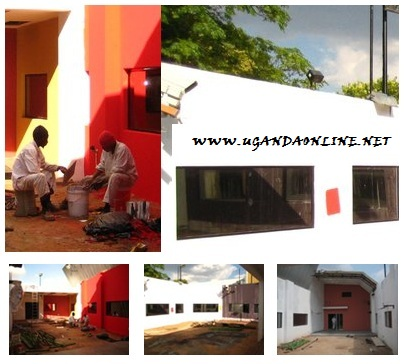 Big Brother Africa 6 House