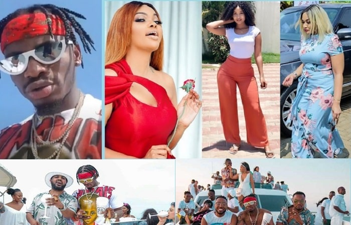 Diamond Platnumz and what his baby mamas were up to during his birthday celebrations