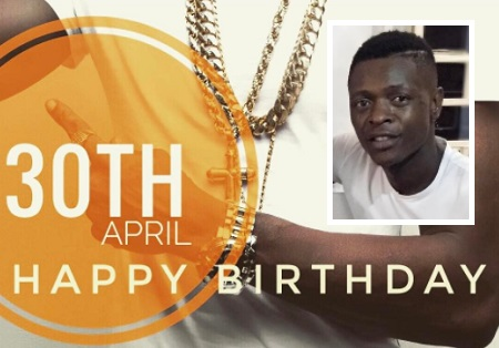 Chameleone turns 38 on April 30, 2017