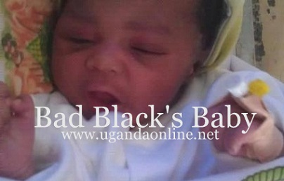 Bad Black's baby - Davinah