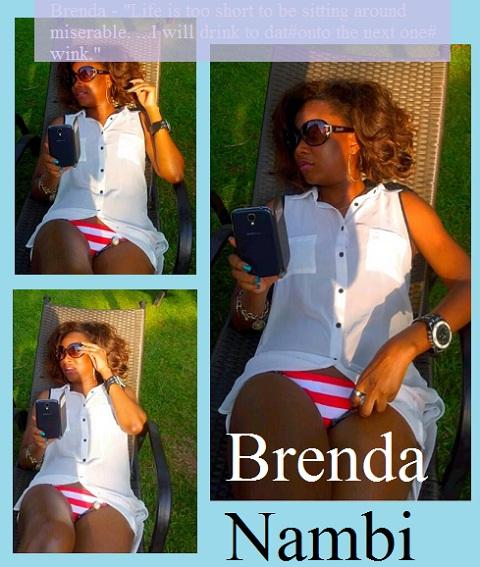 Ex-HB Toxic member, Brenda Nambi