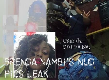 Brenda Nambi's nud3 pics leak