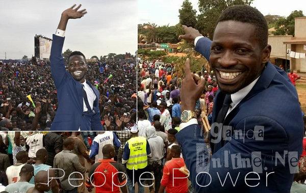 Landslide victory for Bobi Wine