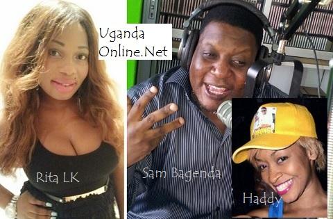 Booby Rita Love Kaggwa faces off with Sam Bbosa of the Ebonies