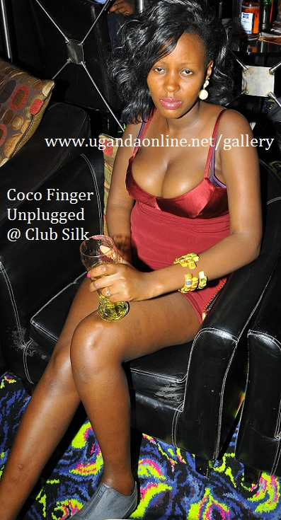 A babe at Club Silk during the Coco Finger Unplugged Show