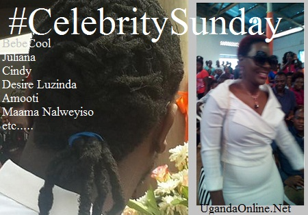 Celebrity Sunday - Light The World Church, Nansana