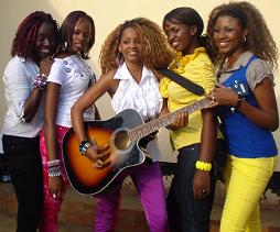 Chilli Galz group