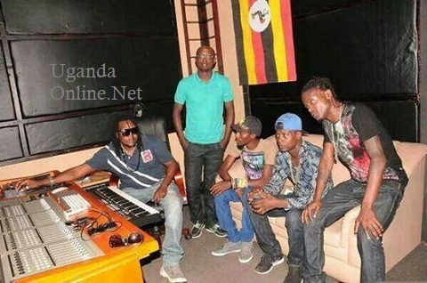 Radio, Chameleone and Weasel are in studio