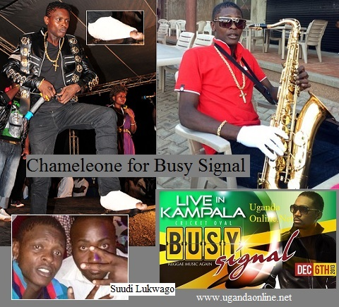 Chameleone to perform alongside Busy Signal