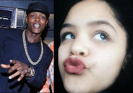 Chameleone shares Ayla's latest pic