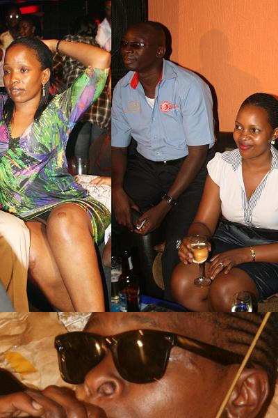 Shem Semambo and a friend enjoying the Vumilia star as a babe seems to be sexcited