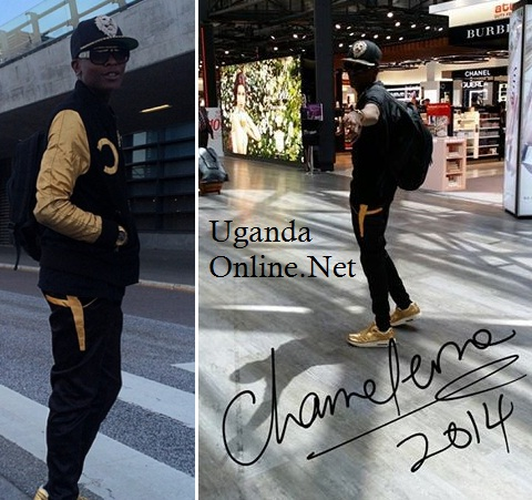 Chameleone on European tour