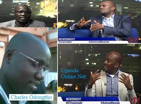 Maurice Mugisha replaces Charles Odongtho as Newsnight host
