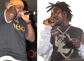 Chagga and Bobi Wine