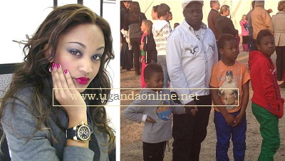 Zari looking visibly sad in her Brooklyn office as Ivan took the boys for a circus show