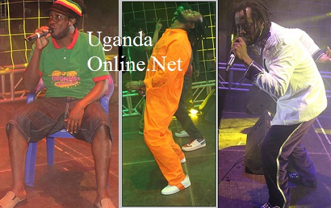 Bebe Cool performing at the Battle of Champions