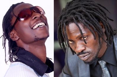 Coco Finger and Bobi Wine