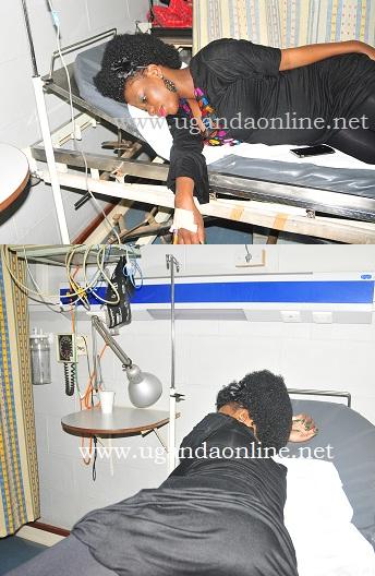 Bad Black at International Hospital, Kampala
