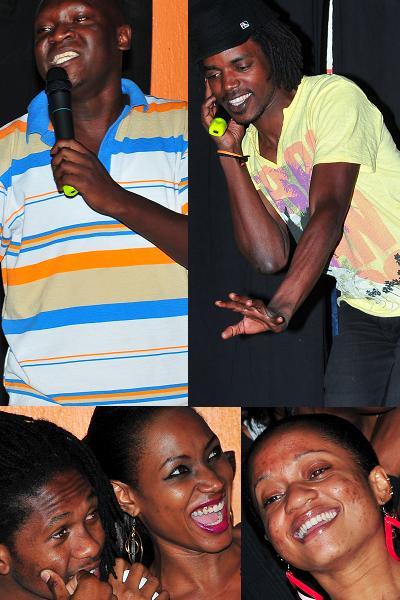 Comedy Night at Club Silk