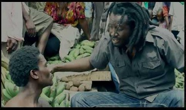 Bebe Cool in 'Ntuyo Zange' Video