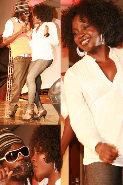Bebe Cool and Iryn Namubiru