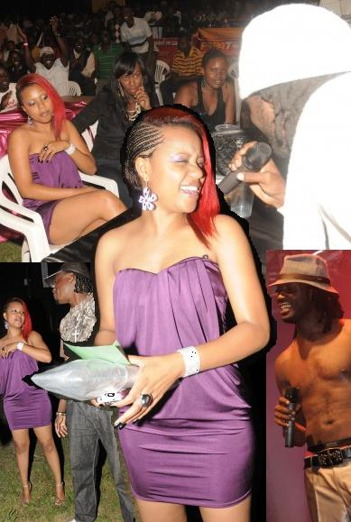 Bebe cool and Zuena at the Agenze Launch