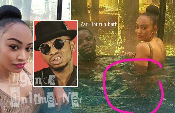 Zari and Diamond Platnumz relationship no more