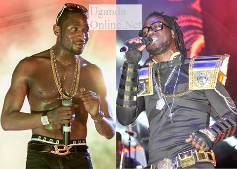 D'Banj to face off with Bebe Cool later this month