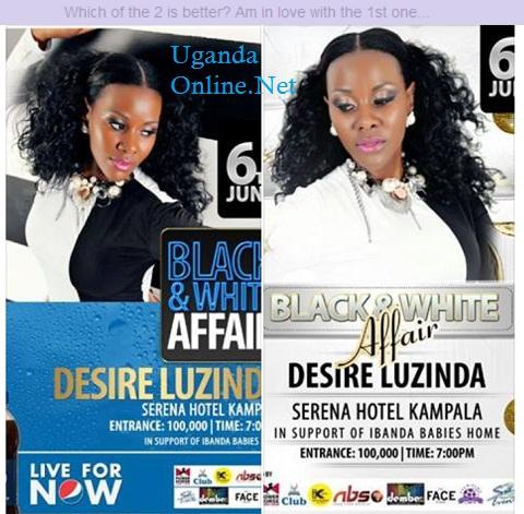 PEPSI joins Desire Luzinda's sponsors