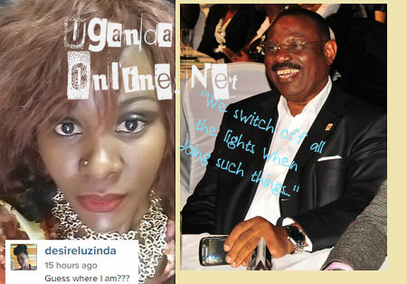 Desire Luzinda seeks police protection as Seya asks Ugandans to forgive her