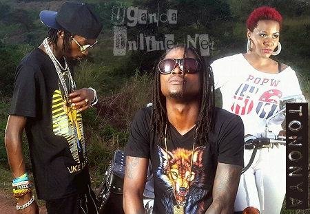 Radio, Weasel and Desire shoot new video