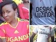 Desire Luzind fans show her support