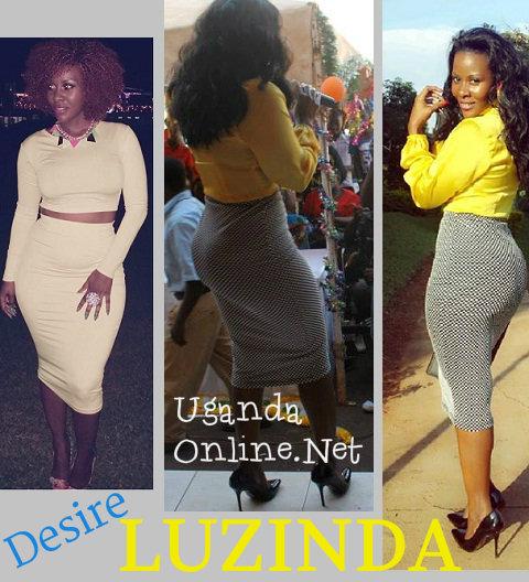 Desire Luzinda shots