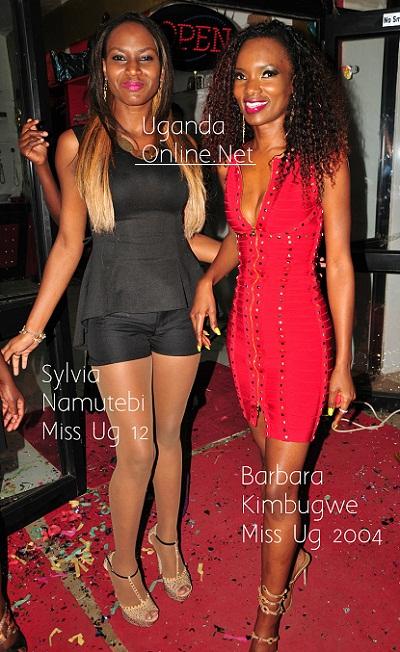 Sylvia and Barbara at Divas Fashions