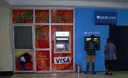 Visa Enabled ATM's at the airport