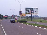 The Road that leads to Entebbe Airport