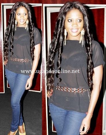 Ghana's Mildred Ashong aka Eazzy