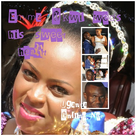 Emma Okwi's boo, Florence Nakalegga
